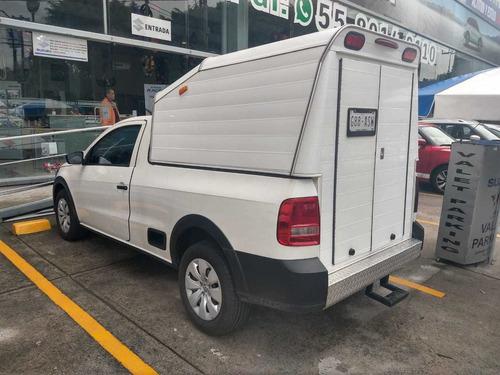 volkswagen saveiro 2018 1.6 starline mt
