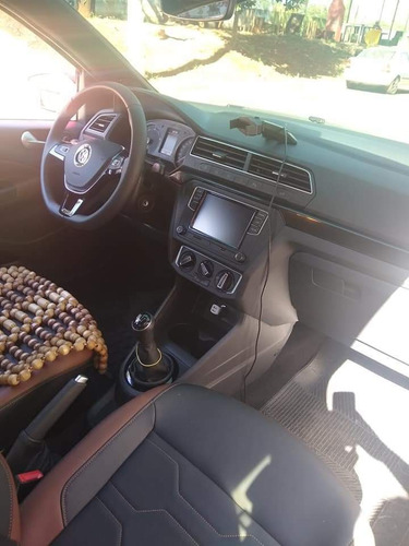 volkswagen saveiro 2019 1.6 pepper cab. dupla total flex 2p