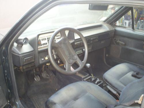 volkswagen saveiro ano 1987, 1.9 diesel turbo intercooler