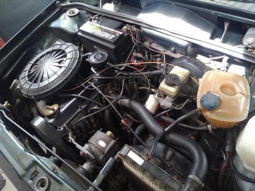 volkswagen saveiro ano 94 - motor 1.8 ap - manual restaurada