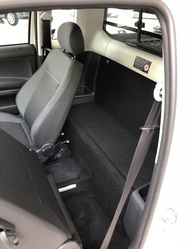 volkswagen saveiro cab ext 1.6 safety high  2018 cm