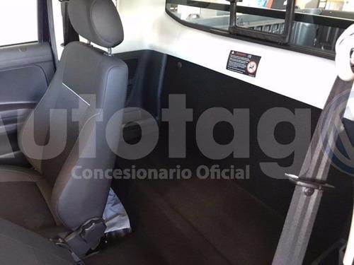 volkswagen saveiro cab ext. pack high 2017 0 km 2 #a4