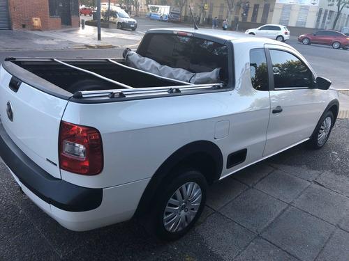volkswagen saveiro cab. extendida 2014 pack
