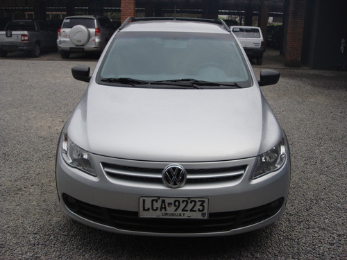 volkswagen saveiro cab. extendida año 2012