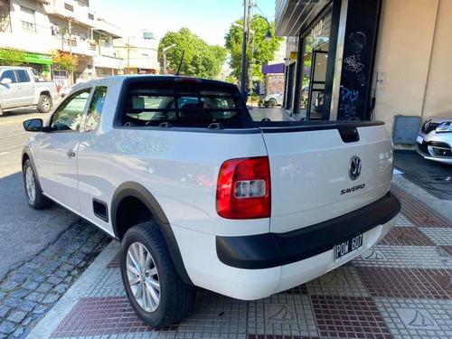 volkswagen saveiro cab extendida full año 2016