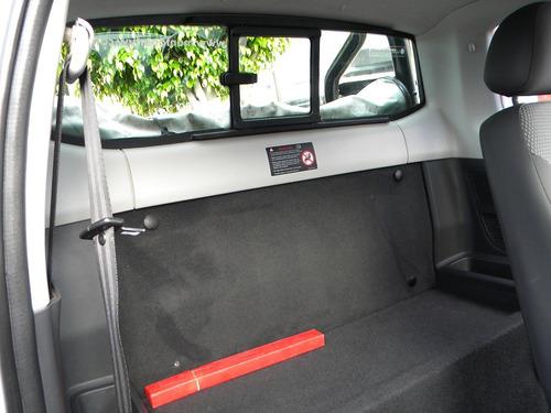 volkswagen saveiro cab y 1/2 2013 full gnc