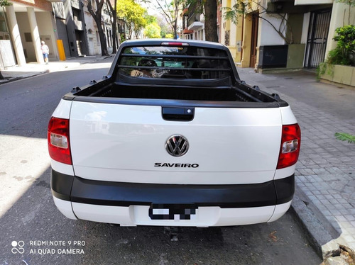 volkswagen saveiro cab/extendida 2016 pack high. gnc 5ta