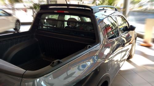 volkswagen saveiro cabina doble comfortline 2020 autotag  lp