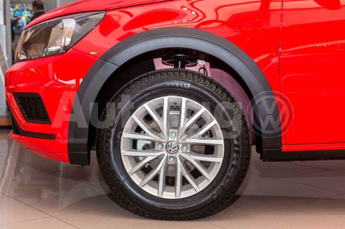 volkswagen saveiro cabina doble pack high 1.6 101 cvmy18 #a3