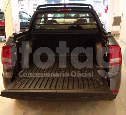 volkswagen saveiro cabina doble pack high 2017 0 km 1 #a4