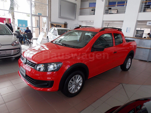 volkswagen saveiro cabina doble + power 0 km vw 2017 gp 1.6