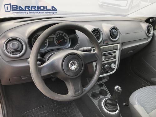 volkswagen saveiro cabina extendida 2011 excelente barriola