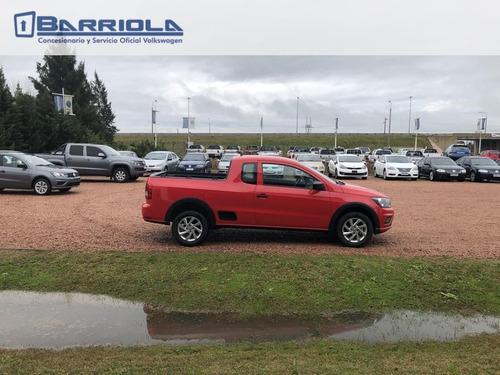 volkswagen saveiro cabina extendida 2020 0km - barriola