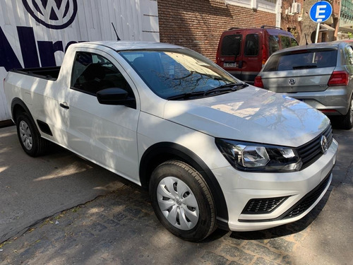 volkswagen saveiro cabina simple 1.6 0km 2020 vw nueva 12