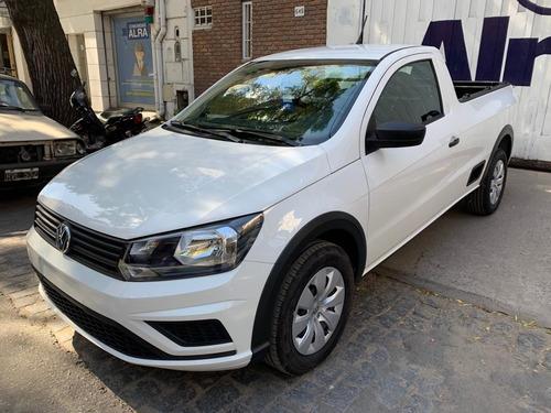 volkswagen saveiro cabina simple 1.6 0km 2020 vw nueva 19