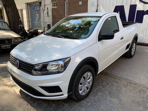 volkswagen saveiro cabina simple 1.6 0km 2020 vw nueva 26