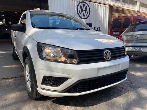volkswagen saveiro cabina simple 1.6 0km 2020 vw nueva 6