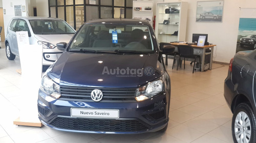 volkswagen saveiro cabina simple safety my18 #at3 tasa 0%