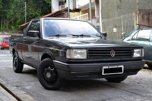 volkswagen saveiro cl 1.8 1990