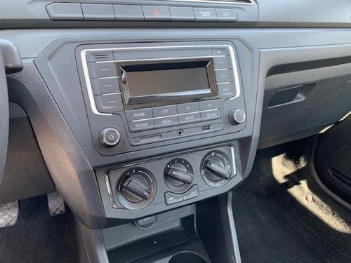volkswagen saveiro  comfort cabina simple 2019