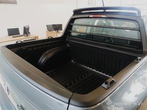 volkswagen saveiro comfortline cabina doble 1.6 7