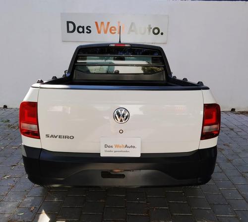 volkswagen saveiro con aire acondicionado 2018