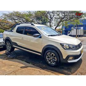 Volkswagen Saveiro Cross 1.6 Branco 2020