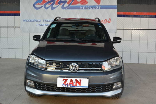 volkswagen saveiro cross cd 1.6 16v  t.flex