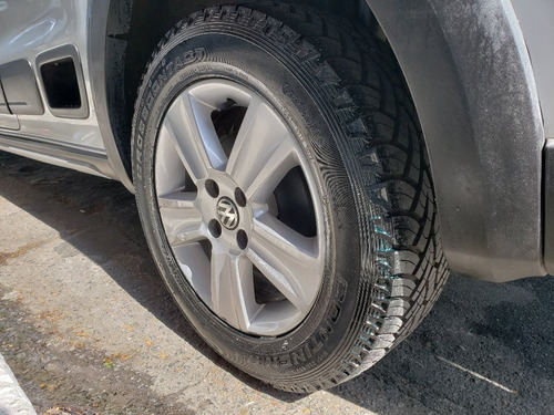 volkswagen saveiro cross ce 1.6 8v flex 2011