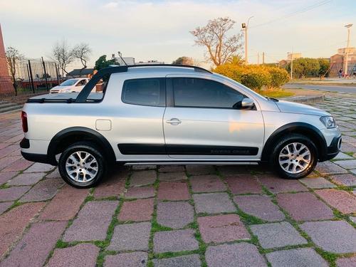 volkswagen saveiro cross g6 (( gl motors )) financiamos en $