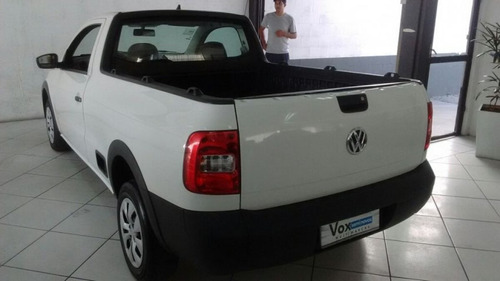 volkswagen saveiro cs startline g6 1.6 8v flex 2015/201 6080