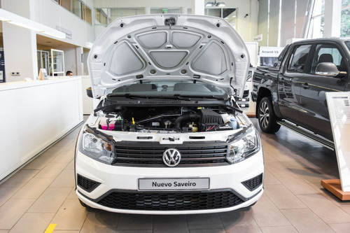 volkswagen saveiro cs trendline mt 1.6 101cv - autoahorro