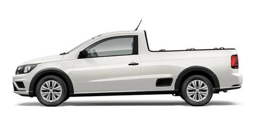 volkswagen saveiro cs trendline mt 1.6 101cv en cuotas