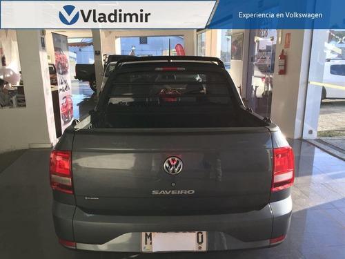 volkswagen saveiro dc power 2017 excelente estado