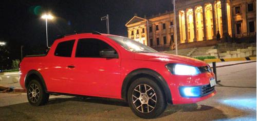 volkswagen saveiro dc power doble cabina 2016
