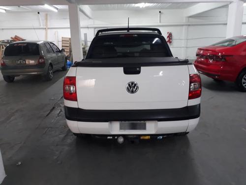 volkswagen saveiro doble cabina pack high tandil
