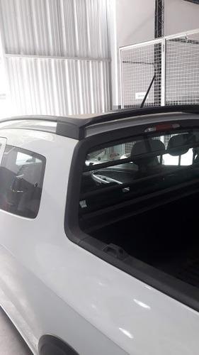 volkswagen saveiro g.p 1.6 cabina doble + pack high my 2020
