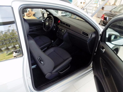 volkswagen saveiro gp cabina ext + safety + pack high