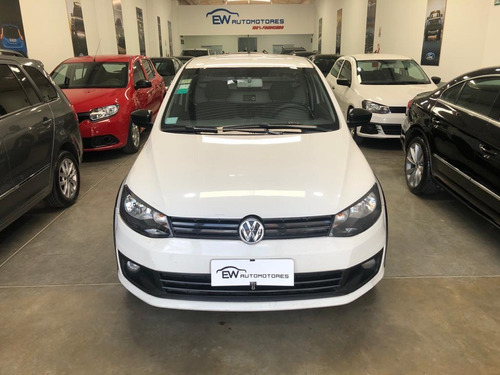 volkswagen saveiro gp c/ext 1.6 blanco 100% financiado