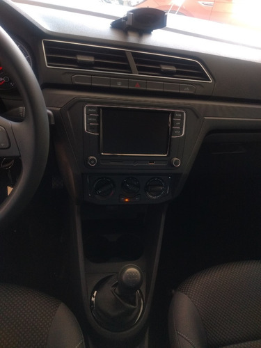 volkswagen saveiro highline motor 1.6 cd - rc