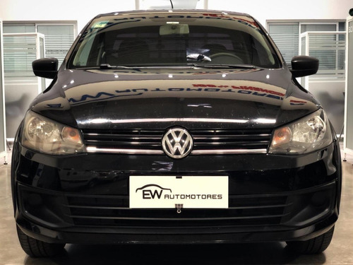 volkswagen saveiro lgp c/ext negro 2014 100% financiado