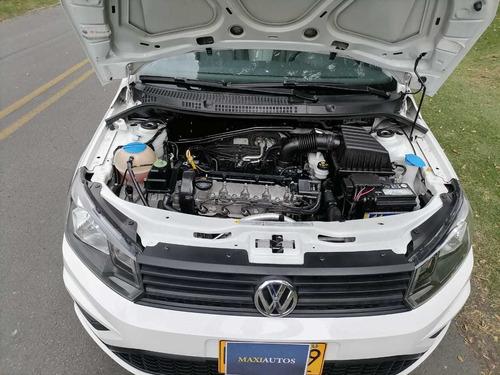 volkswagen saveiro  modelo 2018