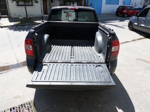 volkswagen saveiro pack high c/ext. `11