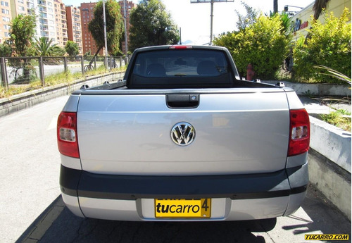 volkswagen saveiro pick up 1.6 mecánica 4x2