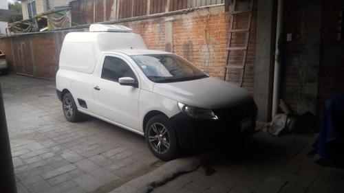 volkswagen saveiro, pickup 2011