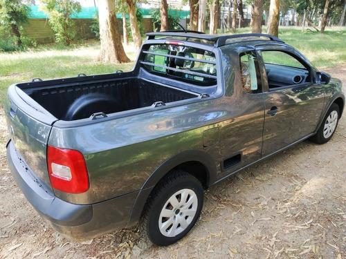 volkswagen saveiro pickup 2014