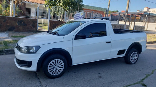 volkswagen saveiro pickup full  airbags