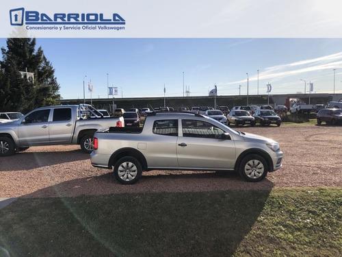 volkswagen saveiro power 2018 unico dueño barriola