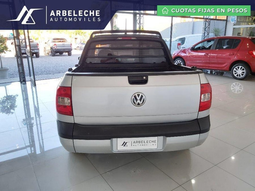 volkswagen saveiro power doble cabina - arbeleche