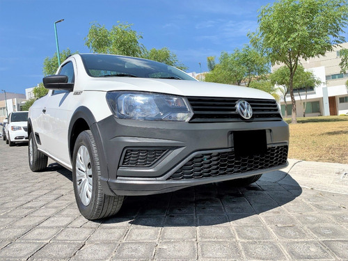 volkswagen saveiro robust 2020